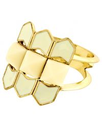 House Of Harlow Sugarloaf Ring - Lyst