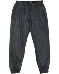 Dwp Exclusive Coated Stretch Pant - Lyst