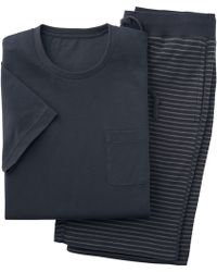 Uniqlo Men Lounge Set Short Sleeve - Lyst