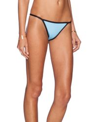 Beach Riot Francine Bikini Briefs  - Lyst
