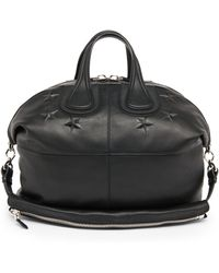 Givenchy Embossed Star Nightingale Bag - Lyst