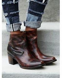 Freebird by Steven Womens Salt Ankle Boot - Lyst
