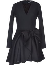 Viktor & Rolf B Short Dress - Lyst