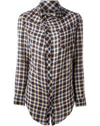 Etoile Isabel Marant 'Iron' Shirt - Lyst