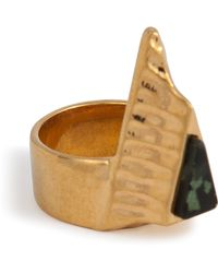 Vionnet Resin Pinkie Ring - Lyst