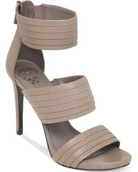 Vince Camuto Fia High Heel Sandals - Lyst