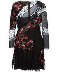 Blumarine Roses Dress - Lyst