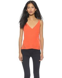 J Brand Lucy Camisole - Sunset - Lyst