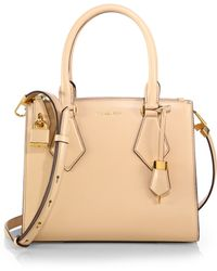Michael Kors Casey Small Satchel - Lyst