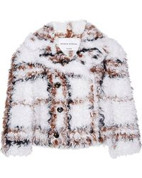 Sonia Rykiel Knitted Kalgan Jacket - Lyst