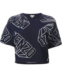 Kenzo 'Flying ' Sweater - Lyst