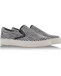 Belle By Sigerson Morrison Low-Tops & Trainers white - Lyst