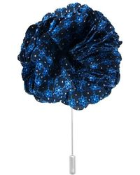 Dibi - Bi Floral Navy & Blue - Lyst