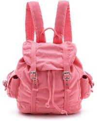 Bensimon - B Team Backpack - Pink - Lyst
