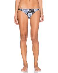 Talulah - Dark Star Bikini Bottom - Lyst