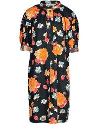 Yves Saint Laurent Rive Gauche | Knee-length Dress | Lyst