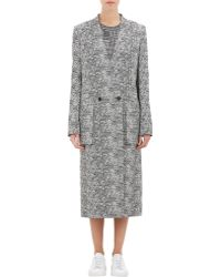 Public School - static Jacquard Double-breasted Coat-multi Size 6 Us - Lyst