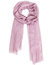 Soaked In Luxury | Plain Coloured Scarf | Lyst