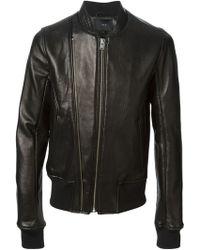 Iro Gulivert Zipped Jacket - Lyst