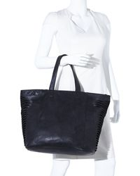 Nila Anthony - Black Drawn To You Tote - Lyst