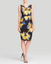 Milly Dress - Pop Art Ella Floral - Lyst