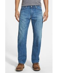 AG Adriano Goldschmied Men'S 'Protege' Straight Leg Jeans - Lyst