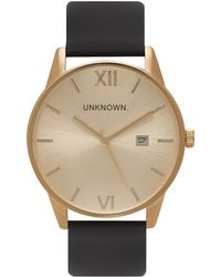 Unknown - The Dandy Gold And Black Watch - Lyst