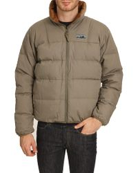 Patagonia Heritage Anniversaire Taupe Anorak - Lyst