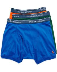 Polo Ralph Lauren Assorted Boxer Briefs Set - Lyst