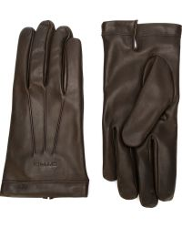 Etro - Wool Lined Gloves - Lyst