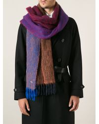 DSquared² Oversize Scarf - Lyst