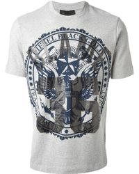 Diesel Black Gold Printed T-Shirt - Lyst