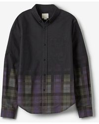 Band Of Outsiders Button Down Shirt - Lyst