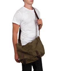 Alternative Apparel - Bucharest Messenger Bag - Lyst