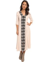 Free People Journey To The Horizon Dress - Lyst