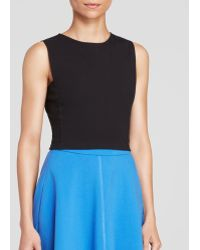 Theory Pagia Retrieve Top  - Lyst