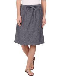 Pendleton Summer Skirt - Lyst