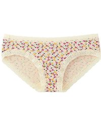 Uniqlo Knickers Mini Flower - Lyst