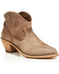 Fiorentini + Baker Western Booties - Roni - Lyst
