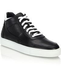Facto - Vesta Mid-top Sneakers - Lyst