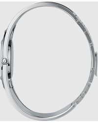 Gucci - Twirl Large Stainless Steel And Gg Plus Watch - Lyst