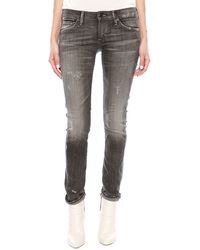 Citizens Of Humanity Racer Low Rise Skinny Jean - Lyst