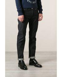 Matthew Miller Chain Detail Jeans - Lyst