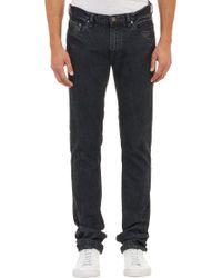 Acne Studios Vega Corona Slim Jeans - Lyst