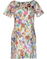 Achillea - Short Dress - Lyst