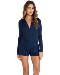 Young Fabulous & Broke B Howell Romper - Lyst