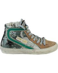 Golden Goose Deluxe Brand Slide Sneakers - Lyst