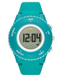 adidas Originals - 'sprung' Digital Watch - Lyst