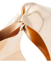 Noritamy - Large Dented Cuff Bracelet - Lyst