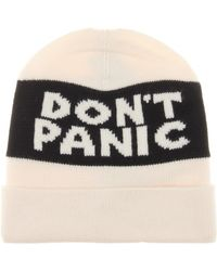 Marc By Marc Jacobs Don'T Panic Wool Hat - Lyst